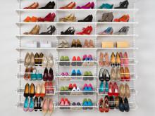 Slik oppbevarer du skoene dine smart