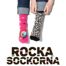 Rocka sockorna med avd Kalmar på Leo's Lekland kl 10:00 17 mars.