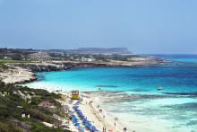 Kypros' badestrender holder fremdeles toppnivå
