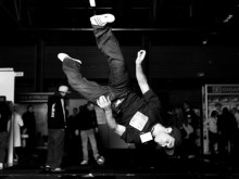 Gymnastikförbundet satsar på Parkour och Tricking