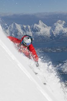Din nye favoritt i skibakken - Fonna Jacket