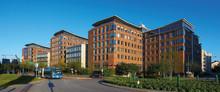 Nordic PM och Cushman & Wakefield hyr ut 4 000 kvm till Oracle i Solna Port