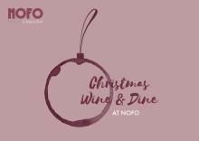 NOFO Wine bar presenterar nytt koncept: Christmas Wine & Dine at NOFO