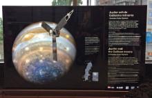 Jupiter har landat på Arlanda