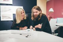 Co-working på Sveriges finaste kontor