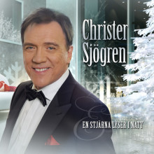 """Christer Sjögren's """"En stjärna lyser inatt"""" säljer platina lagom till jul. Samtidigt är Christer ute på slutsåld julkonsertturné med extrainsatta föreställningar."""