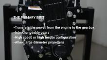 Primary transmission system provides end-user flexibility