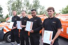 RAC Academy salutes first graduates