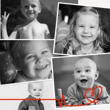 Alla Barnhjärtans Månad uppmärksammar hjärtsjuka barn