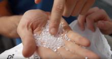 Genombrott för kemisk plaståtervinning – första produkterna skapade med tidigare ej återanvändbar plast