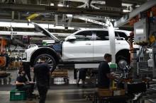 Nedtellingen har startet: Første testversjon av helt nye BMW X7 er klar