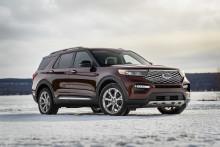 Az alapoktól újratervezett Ford Explorer: Amerika kedvenc SUV-ja még erősebb, sokoldalúbb és modernebb lett