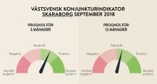 Trots osäkerheten efter valet - fortsatt framtidstro i Skaraborg