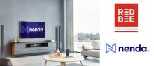 Red Bee Media i Partnerskap med Nenda – Levererar Nästa Generations TV-Upplevelser för den Globala Hotellmarknaden