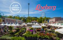 Elmia Garden Trends blommar ut på Lisebergs trädgårdsdagar