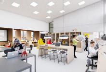 Skandinaviske læringseksperter skal tegne Lisbjergskolen