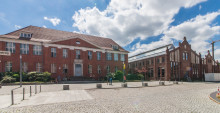 Manja Schüle besucht TH Wildau - Ministerin Schüle setzt Antrittsbesuche bei Wissenschaftseinrichtungen fort
