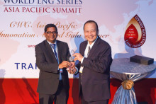 PNG LNG Project awarded the 2014 CWC LNG Innovation Asia Pacific Award