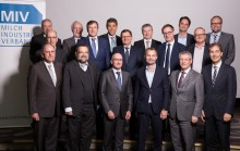 Milchindustrie-Verband (MIV) wählt Vorstand neu