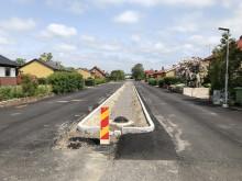 Tre år efter skyfallen är arbetet i full gång med långsiktiga åtgärder i kommunerna Bjuv och Åstorp