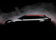 Weltpremiere in Paris: Mitsubishi Ground Tourer Concept