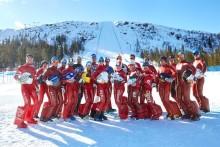 Världseliten laddar för speedski-VM i Idre 24−25 mars