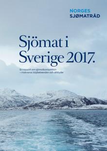 Sjömat i Sverige 2017