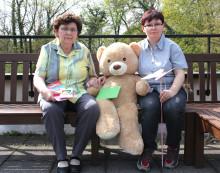 Bärenherz erhält Spende anlässlich eines 70. Geburtstages