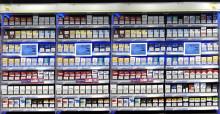 Tobaksbranschen planerar för exponeringsförbud