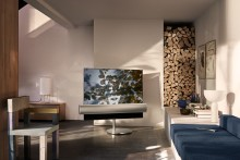 Första produkten från LG:s samarbete med Bang & Olufsen visas upp på IFA