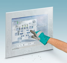 New HMIs for outdoor applications