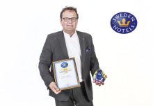 Stefan Holm är Årets Samarbetspartner för andra gången