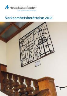 Apotekarsocietetens verksamhetsberättelse 2012
