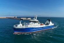 New KONGSBERG-designed freezer trawler is ready to commence service in Arctic fishing grounds