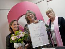 Vinnare av årets bröstpris föreläser i Göteborg
