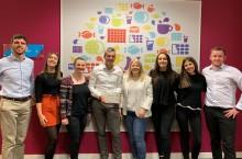 Mondelez International take Gold in GroceryAid new supporter recognition scheme