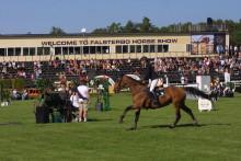 Falsterbo Horse Show smygstartar i helgen