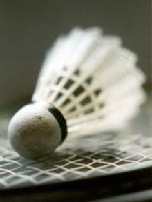 Student-EM i badminton med lag från Stockholms universitet
