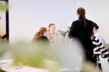 Ny stor konferenslokal för koldioxidneutrala möten i Uppsala