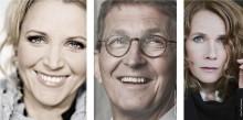 Efter höstens publiksuccé: Kattis Ahlström & Tomas Sjödin på ny samtalsturné