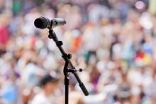 #100million: Eine Stimme kann Millionen erreichen