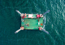 Uppdrag på djupt vatten