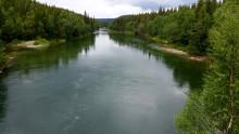 Ny fiskeforvalter på plass i Vefsna