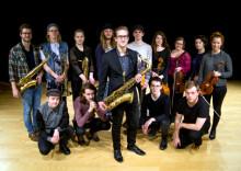 Minifestival med examenskonserter i jazz på Kungl. Musikhögskolan
