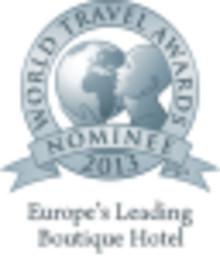 Bjertorp Slott nominerade till Europe´s Leading Boutique Hotel 2013 – WORLD TRAVEL AWARDS