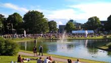 BASF i Almedalen; innovation för omställning till mer förnyelsebart