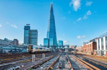 "London Bridge station ""on track"" for 2018"