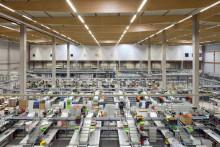 Goodman und eBay Enterprise feiern die Eröffnung des neuen E-Commerce-Logistikzentrums im Starpark Halle