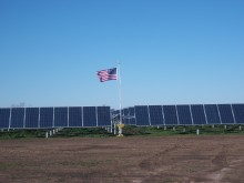 Solar Power coming to Johnson City (RES to oversee development & operations)