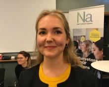 Ny studentordförande i Naturvetarna vill förbättra den psykiska hälsan